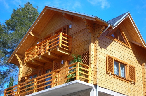 Casa rural anunsis - Casas rurales de madera ...