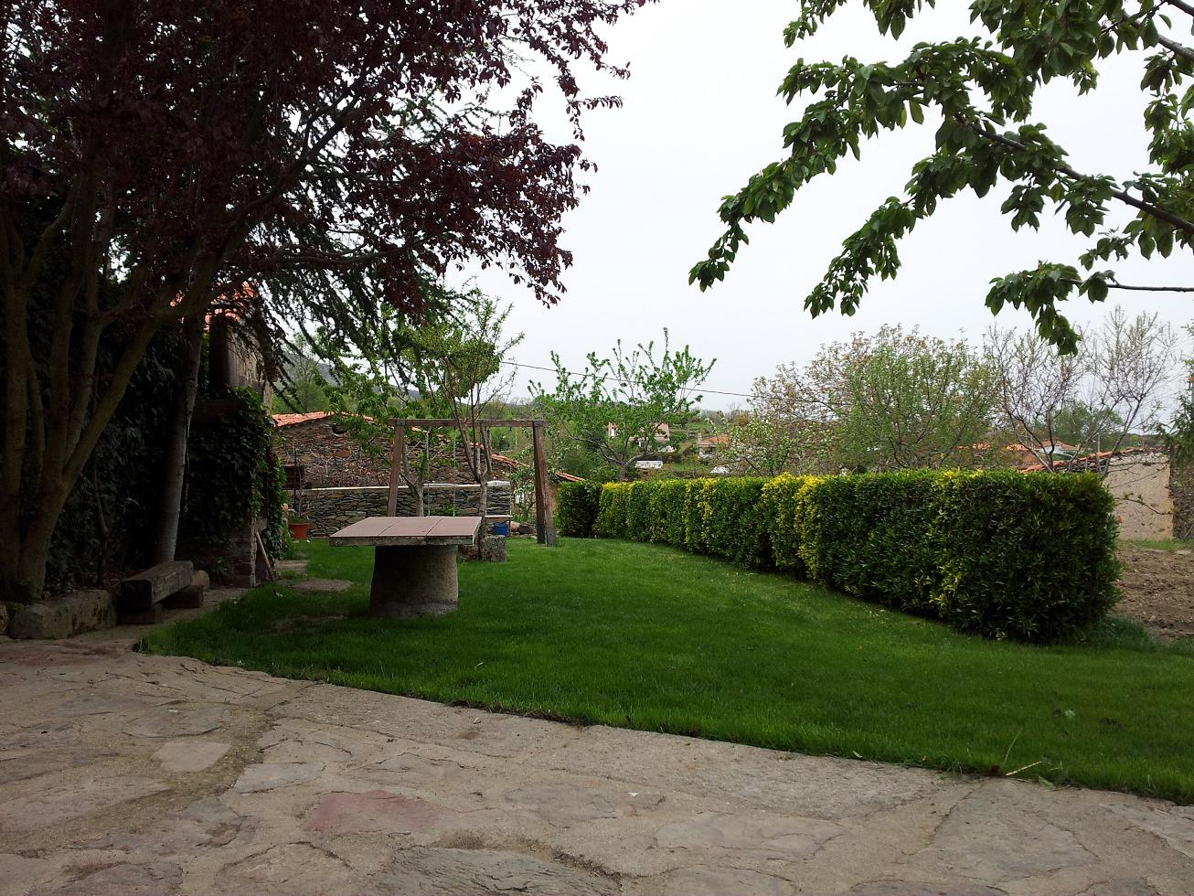 Casa rural casa salva jardin no pano anunsis - Casa rural can salva ...