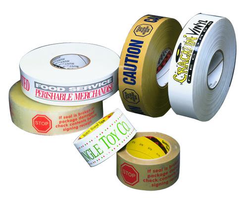 cinta adhesiva impresa
