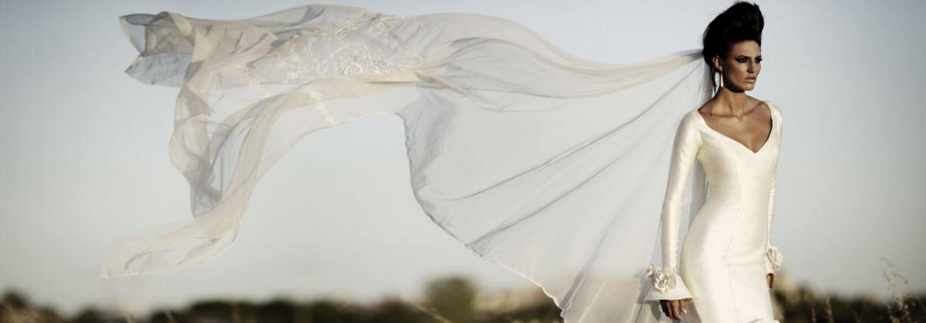 Vestido de Novia en segunda boda | Cuadros