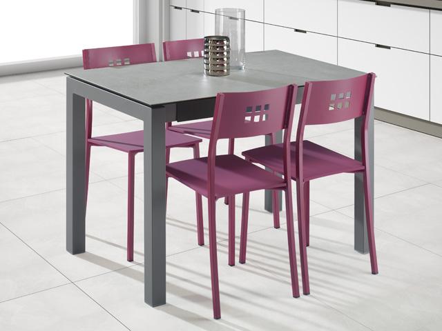 mesas y sillas (cocina)