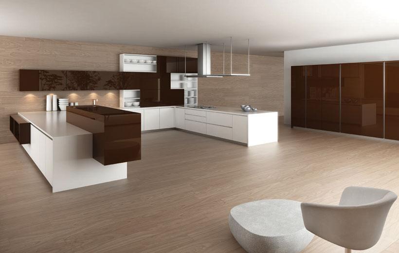 Mobiliario cocina cocina blanca y gris mobiliario minos for Mobiliario cocina