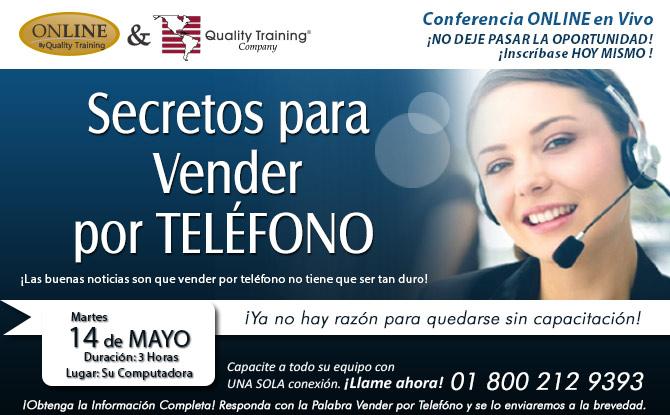 Secretos para vender por telefono